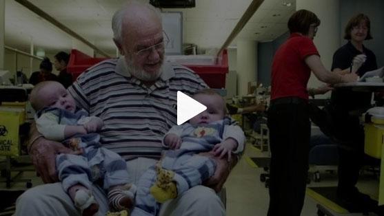 Doador De Sangue Pode Ter Salvo Quase 2,5 Milhões De Bebês