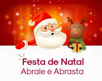 Festa De Natal Abrasta – Abrale