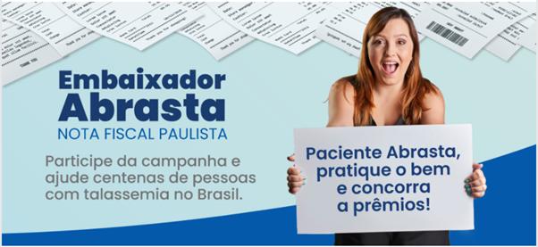 CAMPANHA EMBAIXADOR ABRASTA – NOTA FISCAL PAULISTA